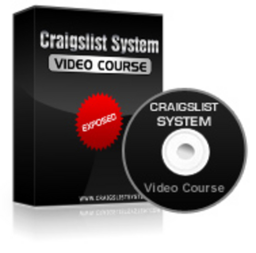 Pay for Introduction to Craigslist With Master Resale Rights.