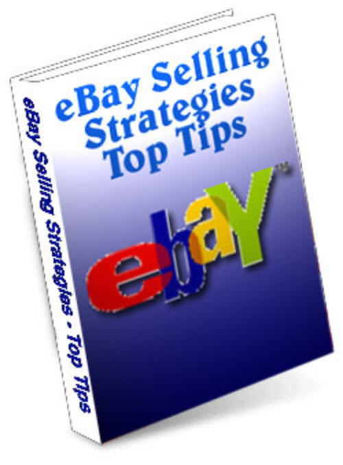 Pay for eBay Selling Strategies With Master Resale Rights.