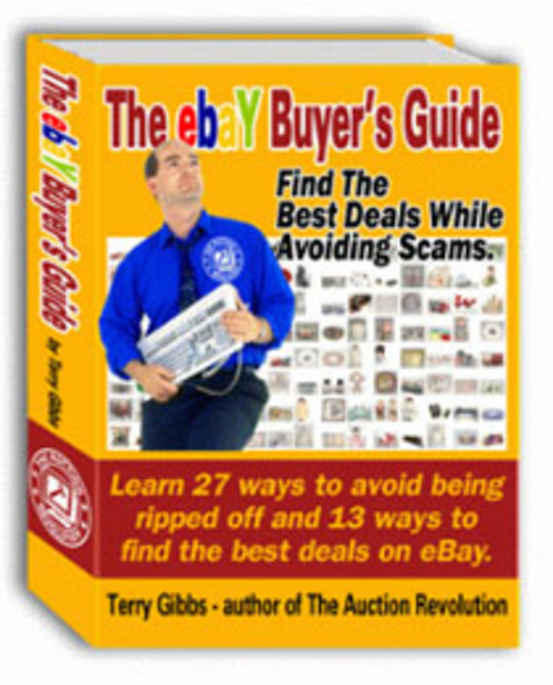 Pay for The eBay Buyers and Sellers Guides with MRR.
