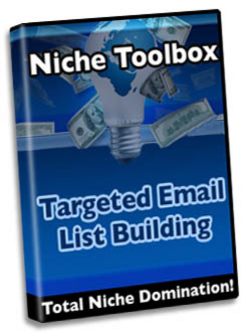 Pay for My Niche Tool Box With Master Resale Rights.