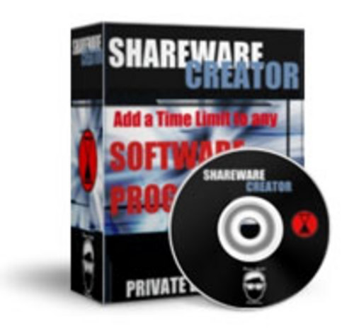 Pay for Shareware Creator Product With Master Resale Rights.