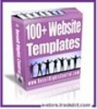 Thumbnail 100 Website Templates