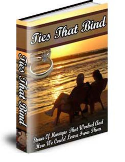 Pay for Ties That Bind: Stories Of Marriages