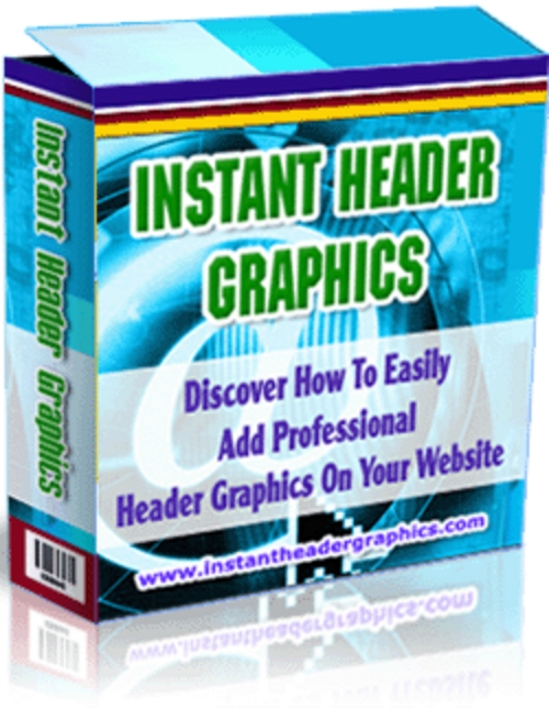 Pay for Software : Instant Header Graphics + 2 Bonuses