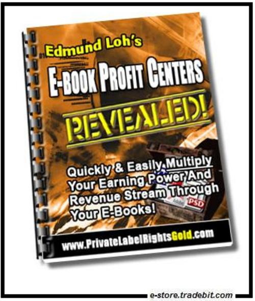 Pay for Ebook Profit Centers