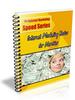 Thumbnail Internet Marketing for Basics for Newbies