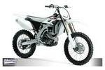 Thumbnail 2007-2012 Yamaha YZ250FB Service/Repair/Workshop Manual