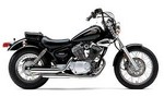 Thumbnail YAMAHA VIRAGO 250 95-05/88-90 ROUTE66 SERVICE MANUAL