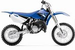Thumbnail 2007-2012 Yamaha YZ 85 Service/Repair/Workshop Manual