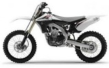 Thumbnail 2007-2013 Yamaha YZ450F Service/Repair/Workshop Manual