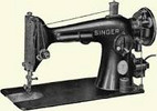 Thumbnail SINGER SEWING MACHINES 17-22&17-23 MANUAL