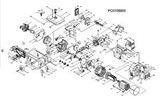 Thumbnail POWERMATE GENERATOR pc0105000 PARTS MANUAL