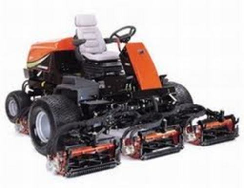 Ransome Mower 250 Manual