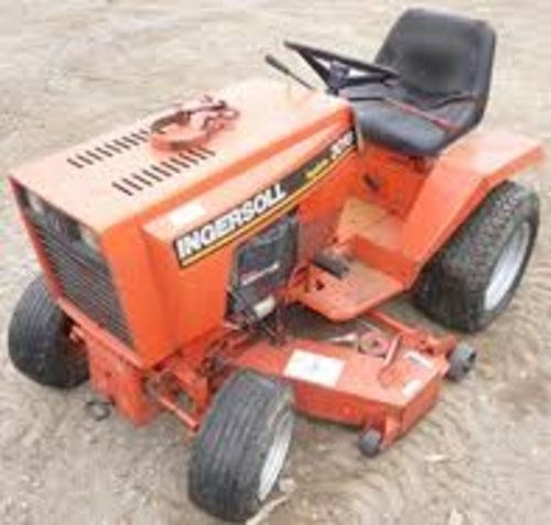 ingersoll lawn tractor manual