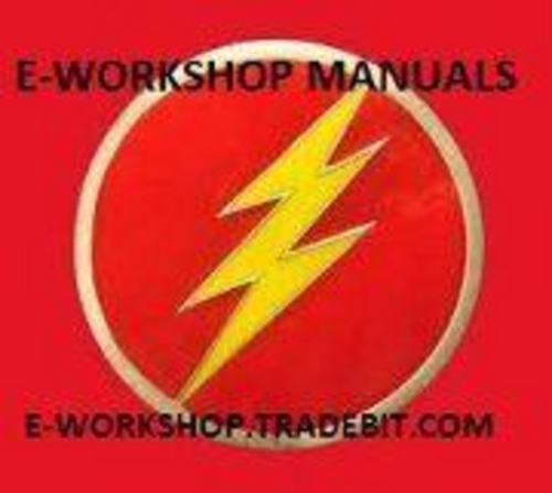Pay for the best triumph rocket shop repair service manual