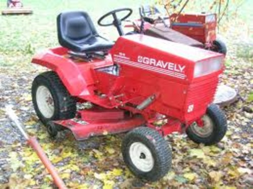 Gravely Tractors 12 Professional Master Parts Manual