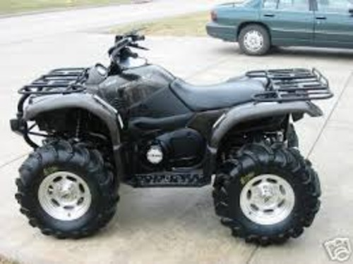 Yamaha Grizzly 660 >> 2001 2003 Yamaha Grizzly 660 Service Repair Manual