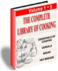 Thumbnail The Complete Library Of Cooking!   5 volume set.