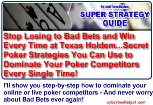 Pay for Secret Poker Systems - Learn How to Play to Win