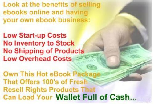 Pay for Cash in on the Exploding e-Book Business Marketing Craze