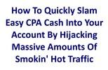 Thumbnail CPA cash smash