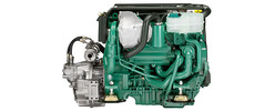 Thumbnail VOLVO PENTA D3 MARINE DIESEL ENGINE SERVICE REPAIR MANUAL