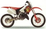 Thumbnail HONDA CR125R CR250R BIKE 1992-1997 WORKSHOP SERVICE MANUAL