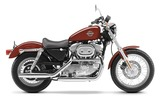 Thumbnail HD SPORTSTER XL XLH BIKE 1986-2003 WORKSHOP SERVICE MANUAL