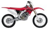 Thumbnail HONDA CRF250 CRF250R 2004-2009 BIKE WORKSHOP SERVICE MANUAL