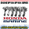 Thumbnail HONDA OUTBOARD ENGINE BF135A BF150A WORKSHOP SERVICE MANUAL