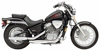 Thumbnail HONDA VT600C VT600CD SHADOW 1997-2002 REPAIR SERVICE MANUAL
