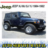 Thumbnail JEEP WAGONEER XJ MJ SJ YJ 1984-92 WORKSHOP SERVICE MANUAL