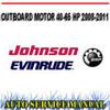 Thumbnail JOHNSON EVINRUDE 40-65 HP 2008-2011 SERVICE REPAIR MANUAL