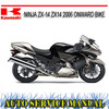 Thumbnail KAWASAKI NINJA ZX-14 ZX14 2006+ BIKE REPAIR SERVICE MANUAL