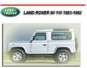 Thumbnail LAND ROVER 90 110 1983-1992 WORKSHOP REPAIR SERVICE MANUAL