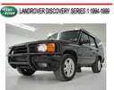 Thumbnail LANDROVER DISCOVERY SERIES 1 1994-1999 SERVICE REPAIR MANUAL