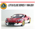 Thumbnail LOTUS ELISE SERIES 1 1996-2001 WORKSHOP SERVICE MANUAL