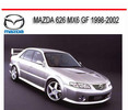 Thumbnail MAZDA 626 MX6 GF 1998-2002 WORKSHOP SERVICE REPAIR MANUAL