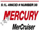 Thumbnail MERCURY MERCRUISER 8.1L 496CID # 30 SERVICE REPAIR MANUAL