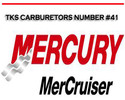 Thumbnail MERCURY MERCRUISER TKS CARBURETORS 41 SERVICE REPAIR MANUAL
