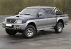 Thumbnail MITSUBISHI TRITON L200 1997-2002 WORKSHOP SERVICE MANUAL