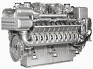 Thumbnail MTU 4000 SERIES 12V 16V ENGINE WORKSHOP SERVICE MANUAL