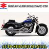 Thumbnail SUZUKI VL800 BOULEVARD C50 BIKE WORKSHOP SERVICE MANUAL