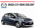 Thumbnail MAZDA 2 DY GENKI 2002-2007 WORKSHOP REPAIR SERVICE MANUAL
