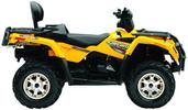 Thumbnail CAN-AM OUTLANDER 400 EFI 4X4 MAX ATV WORKSHOP SERVICE MANUAL