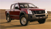 Thumbnail COLORADO D-MAX RODEO RA7 2007-2011 WORKSHOP SERVICE MANUAL