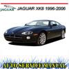Thumbnail JAGUAR XK8 1996-2006 WORKSHOP REPAIR SERVICE MANUAL