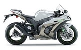 Thumbnail NINJA ZX-10R ZX10R ABS 2004+ BIKE WORKSHOP SERVICE MANUAL