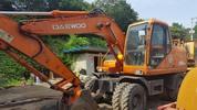 Thumbnail DAEWOO SOLAR S130W-V EXCAVATOR WORKSHOP SERVICE MANUAL