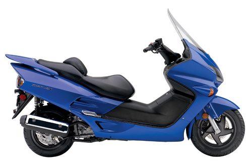 Honda Nss250 Nss250s Reflex 2001